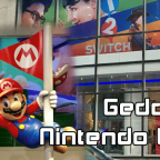 Geddy Visits the Nintendo World Store in New York City!