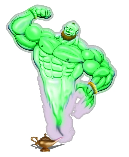 arnold-genie