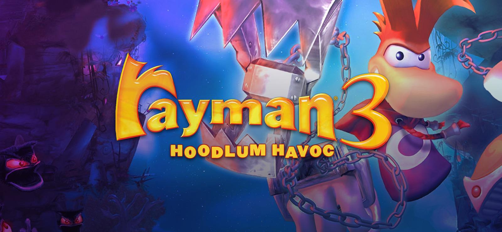 Znalezione obrazy dla zapytania rayman 3 cans