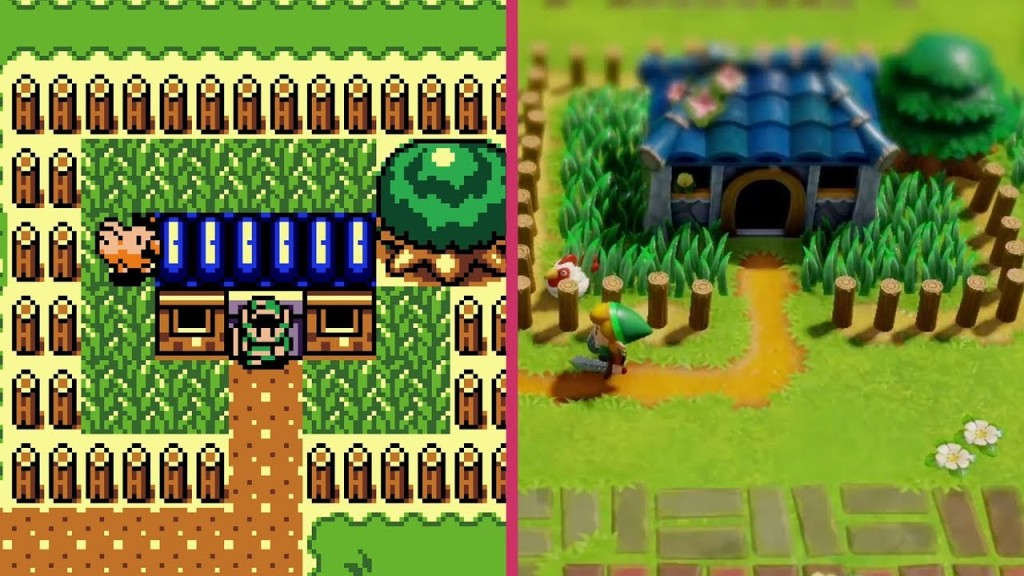 Link S Awakening A Charming Nostalgia Trip Switch