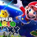 Super Mario Galaxy! (Nintendo Wii-Try)